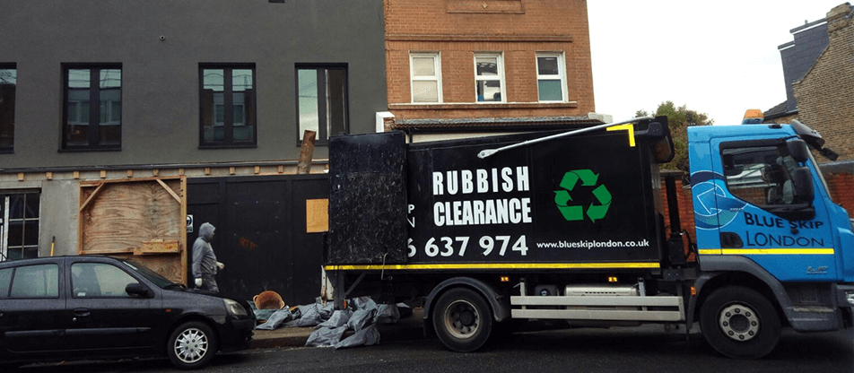 Wood clearance in London