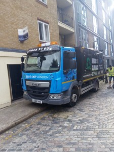 Rubbish removal in Acton